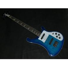 Classic Rickenbacker bass Model 4001 blue