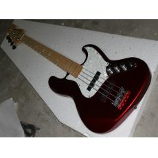 Class Fender Bass Guitar 4strings red