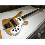 Classic Rickenbacker bass Model 4001 wood color
