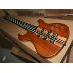 Class Bass Guitar 5string Original wood color