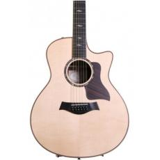 Taylor 856ce Acoustic-electric guitar fishman pick up