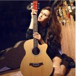Yamaha fashion acoustic guitar
