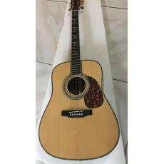 Custom Martin D45 True Acoustic-Electric Guitar