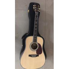 Sale custom chinese martin d45s acoustic electric guitar